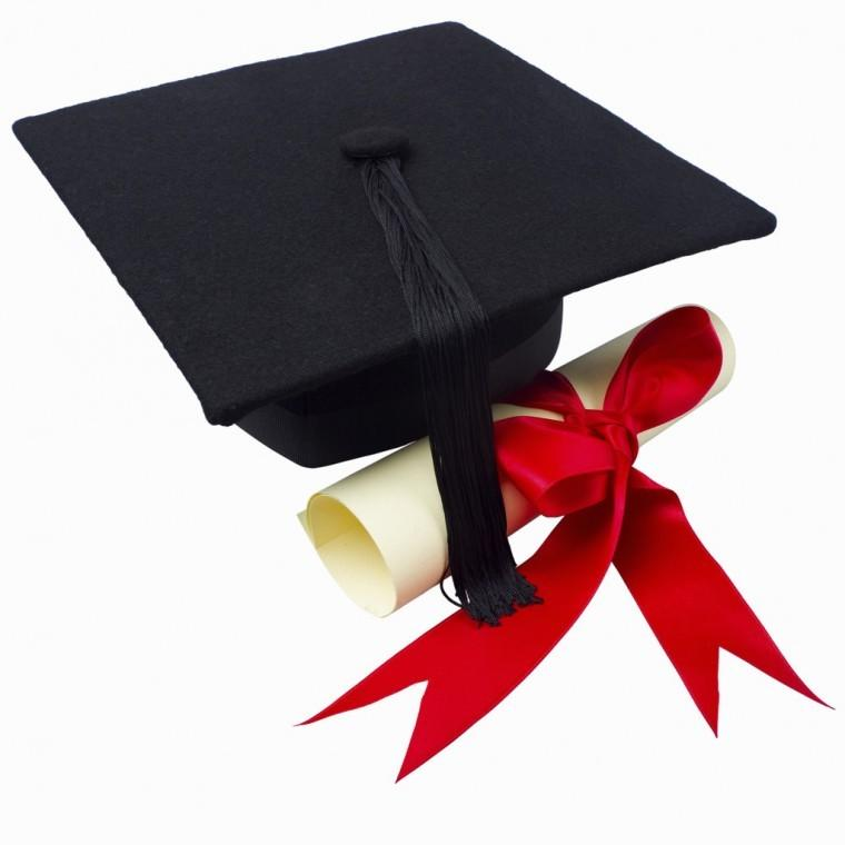 graduation cap degree diploma