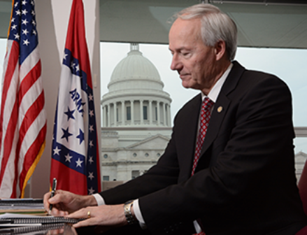 Governor Hutchinson office