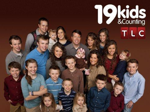 The Duggars Duggar 19 kids and counting