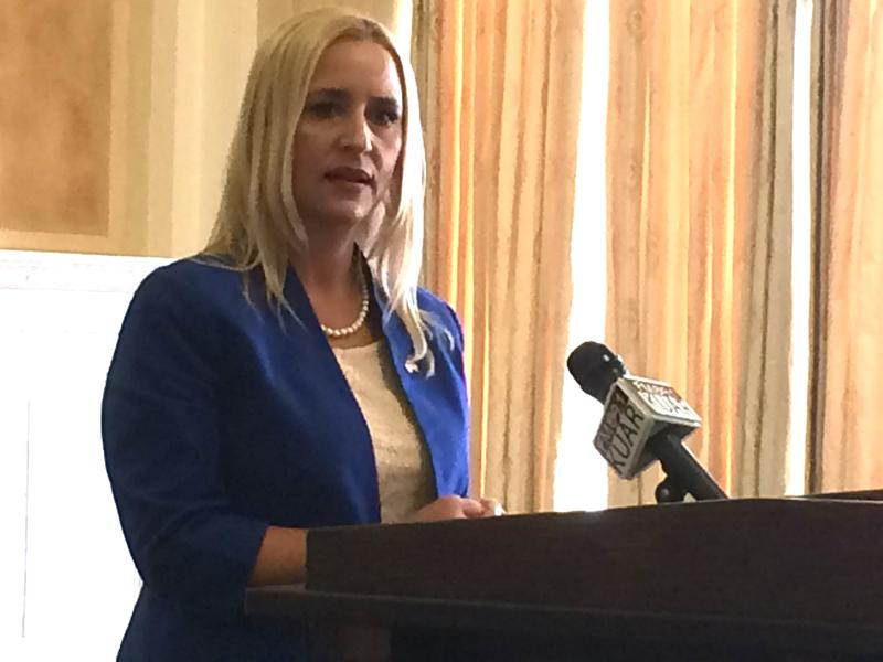 File photo. Attorney General Leslie Rutledge (R).
