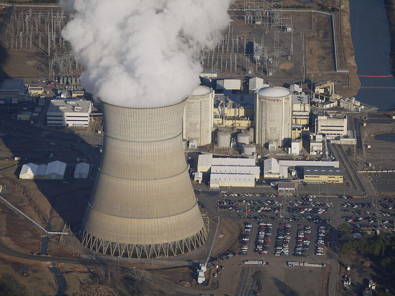 Arkansas Nuclear One Entergy power plant