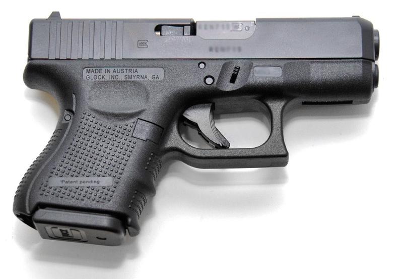 Glock 27 handgun