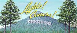 Lights Camera Arkansas logo