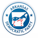 Logo of the Democratic Party of Arkansas
