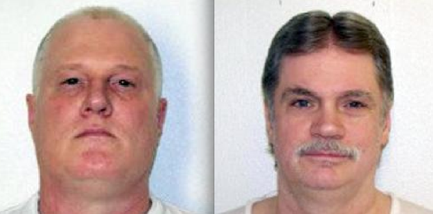 Don William Davis and Bruce Earl Ward execution