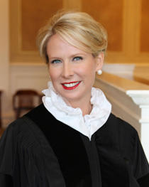 Arkansas Supreme Court Justice Courtney Goodson