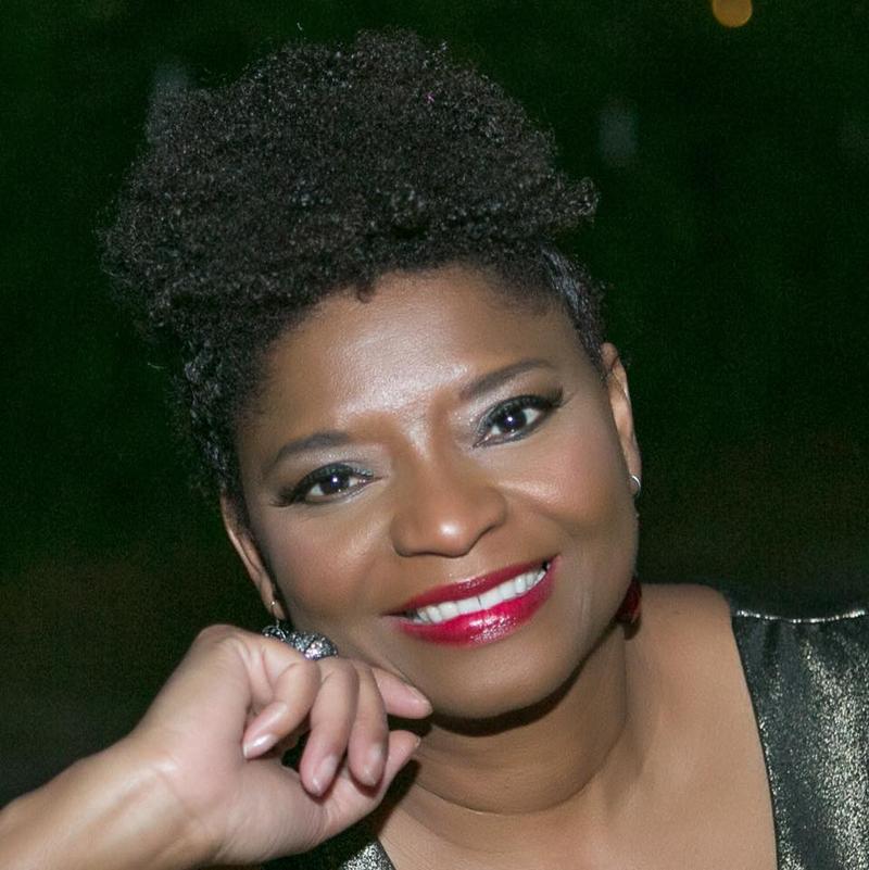 Author Sanderia Faye
