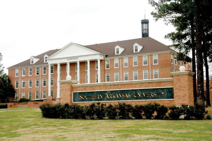 Southern Arkansas University at Magnolia.