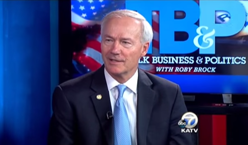 Governor asa hutchinson talk business & politics