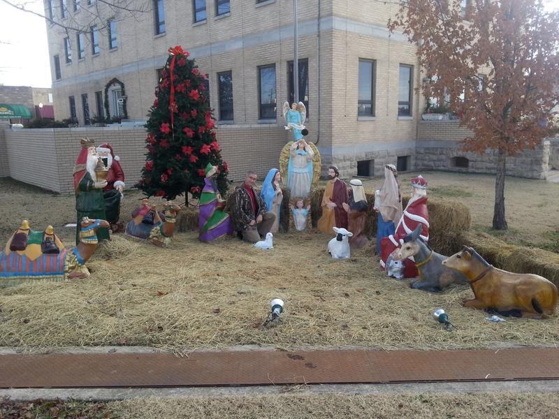 baxter county nativity