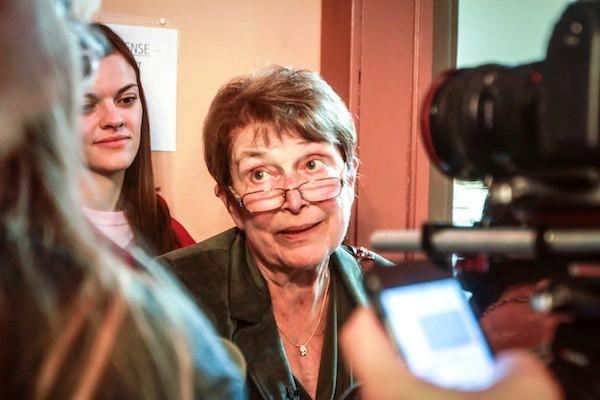 File photo: Attorney Cheryl Maples.