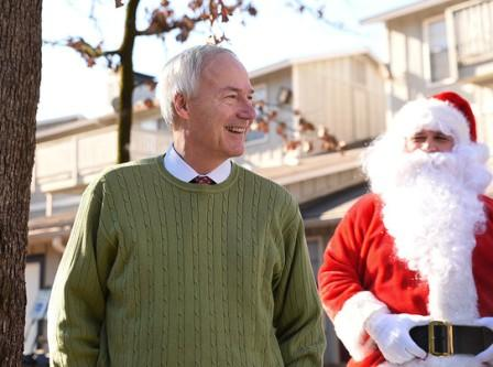 Governor Hutchinson Christmas