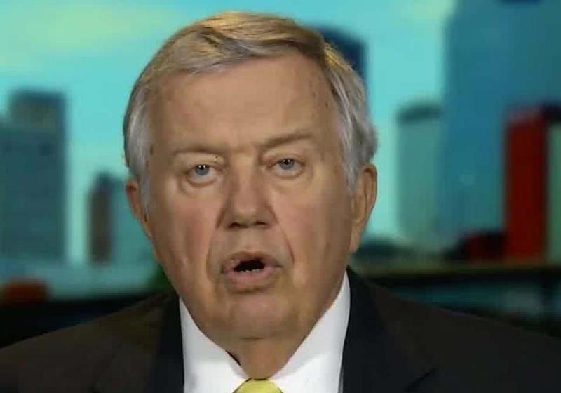 Former Arkansas Congressman Jay Dickey.