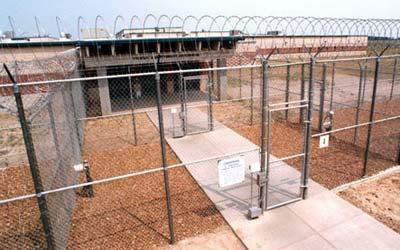 McPherson Prison Unit in Newport