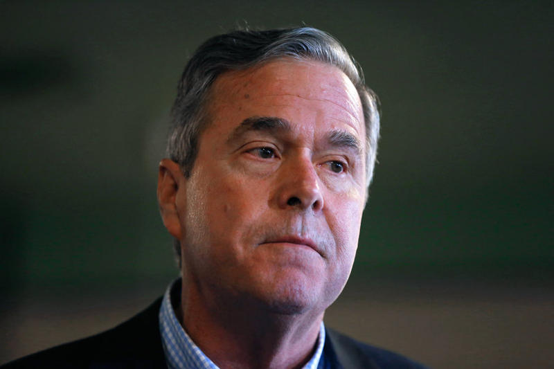Former GOP presidential candidate Jeb Bush.