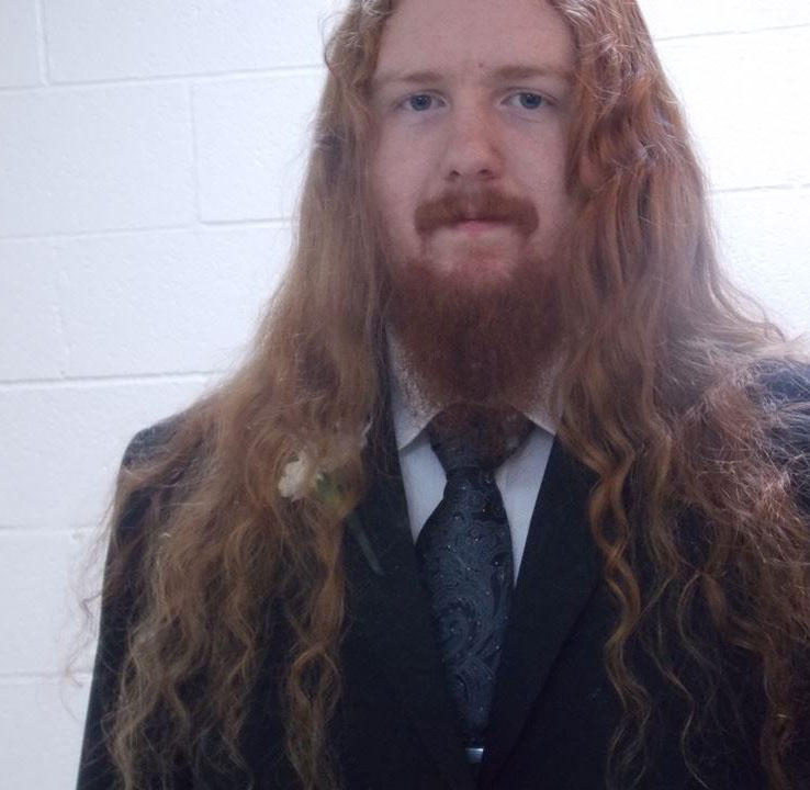 Jonathan Crafton, a recent UALR grad