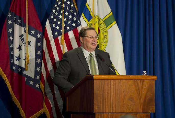 Little Rock Mayor Mark Stodola