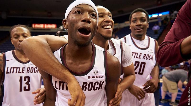UALR Little Rock Trojans