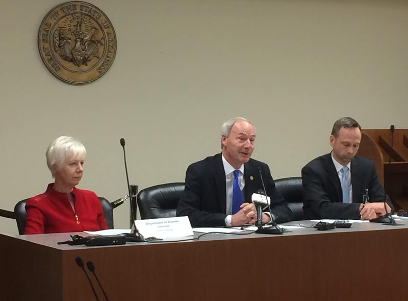 Medicaid Advisory Committee healthcare Governor Gov. Asa Hutchinson