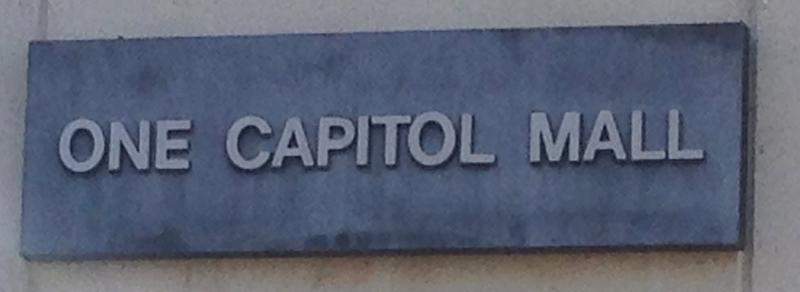 One Capitol Mall has houses the Joint Budget Committee.