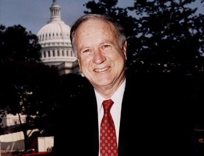 Former U.S. Congressman Ray Thornton.