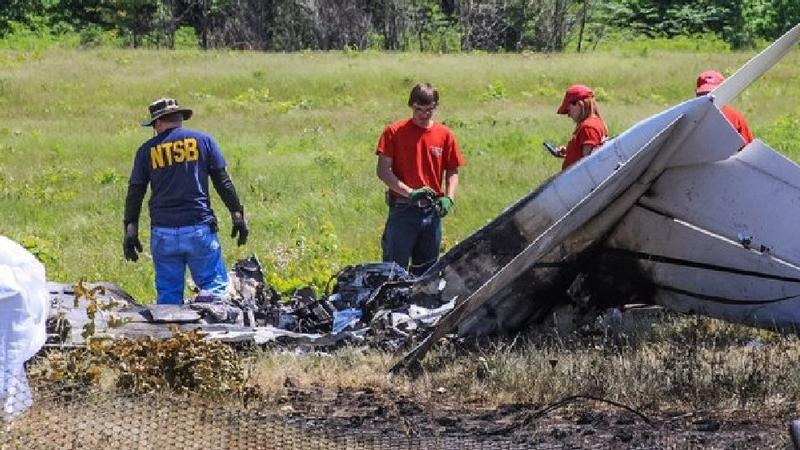 North Little Rock plane crash