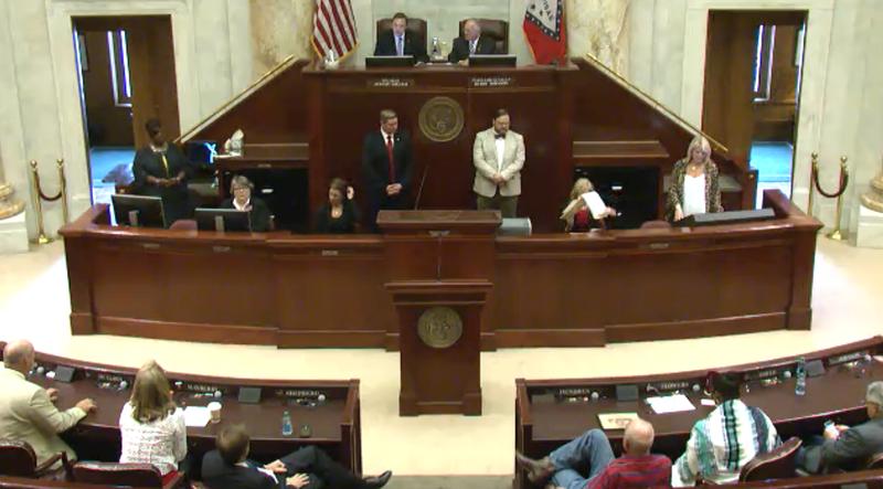 Jeremy Gillam Arkansas House of Representatives