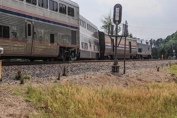 Amtrak derailment