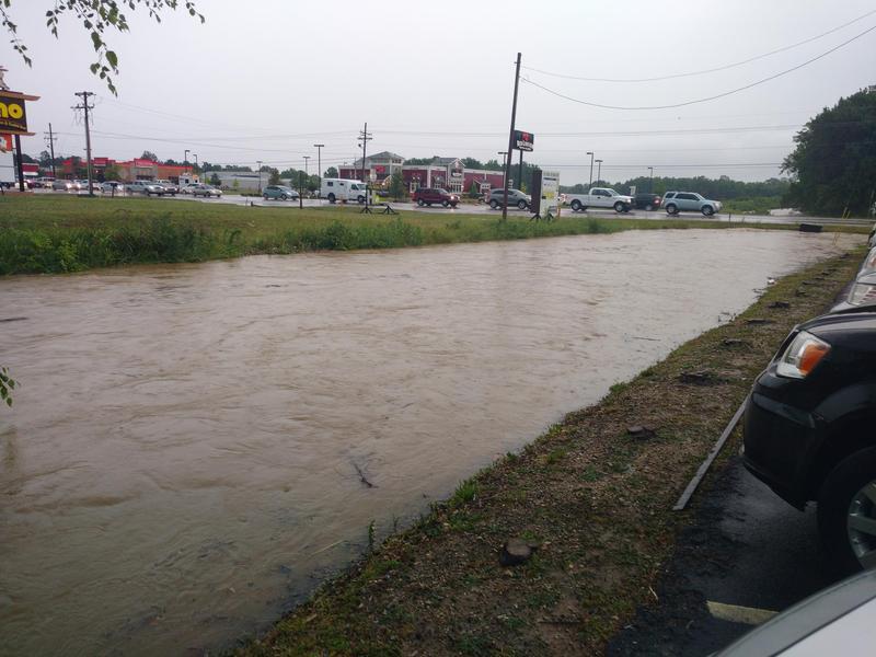 Jonesboro flooding