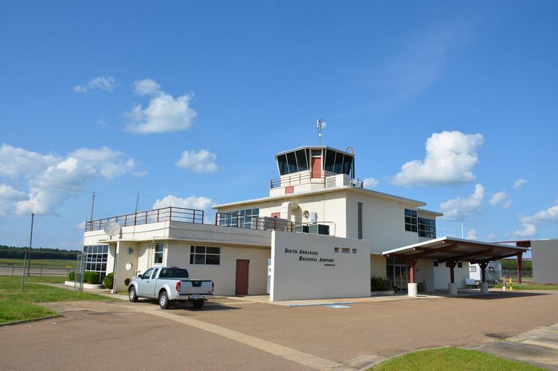 Goodwin Field Terminal