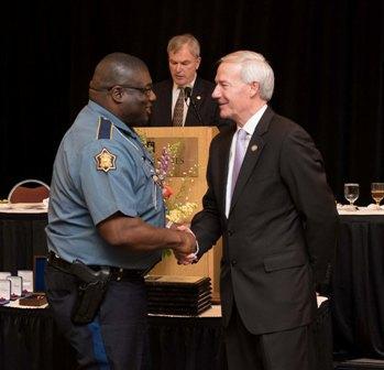 Asa Hutchinson law enforcement