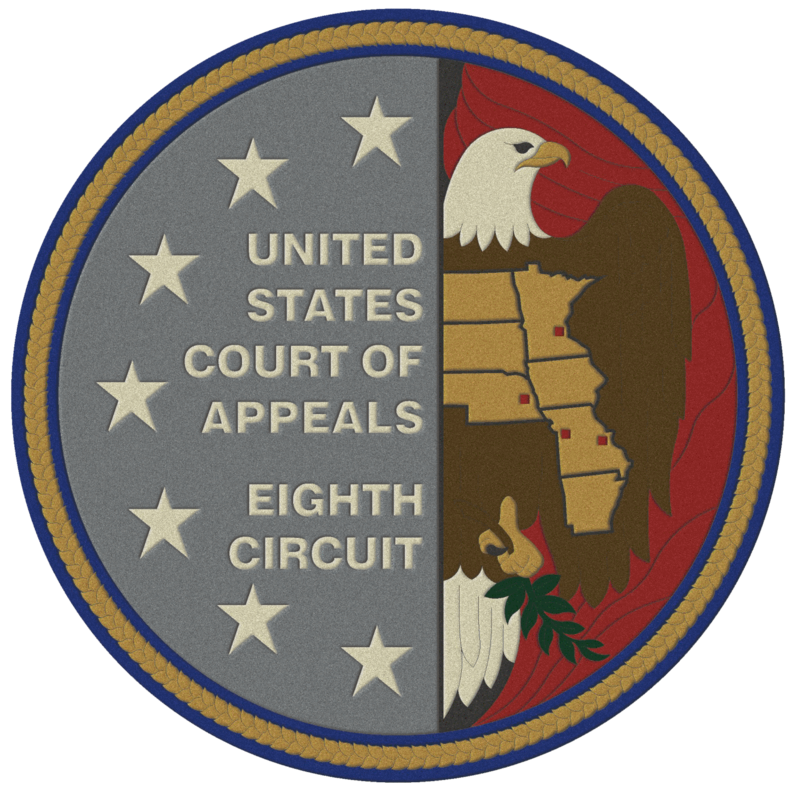 8th U.S. Circuit Court of Appeals