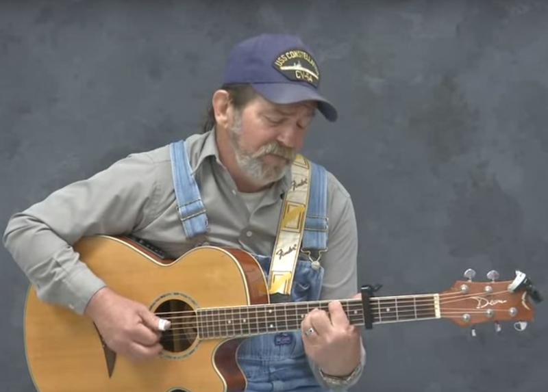 Guitar Dave Fredieu