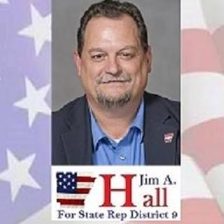 State Rep. candidate Jim Hall (R-Monticello).