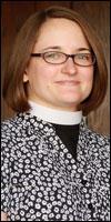 Associate Rector Kate Alexander