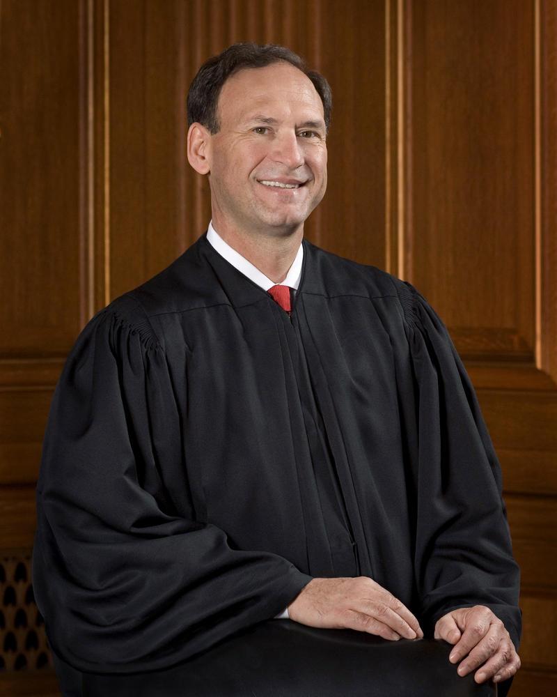 Supreme Court Associate Justice Samuel Alito