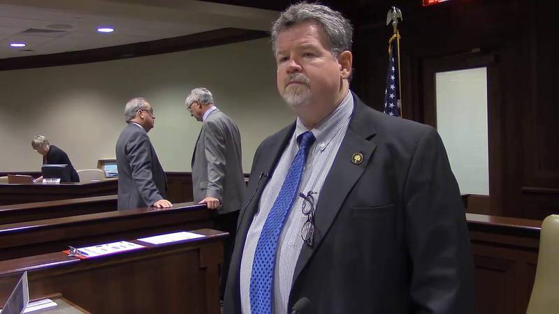 State Sen. Alan Clark (R-Lonsdale).