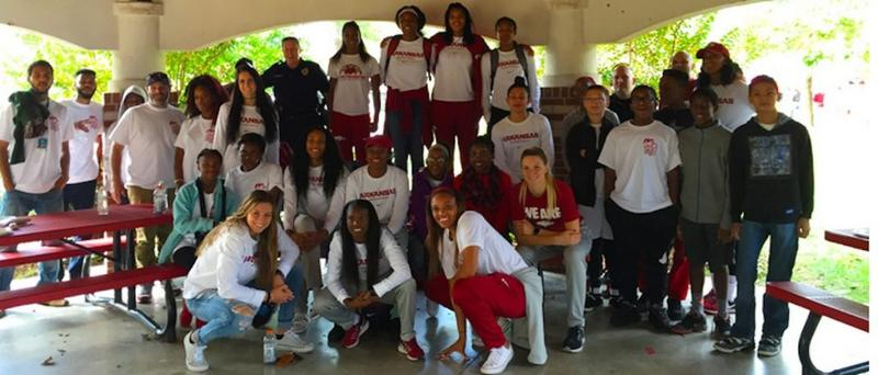 UA Basketball team