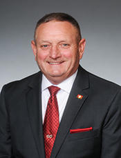 State Rep. Doug House (R-North Little Rock).