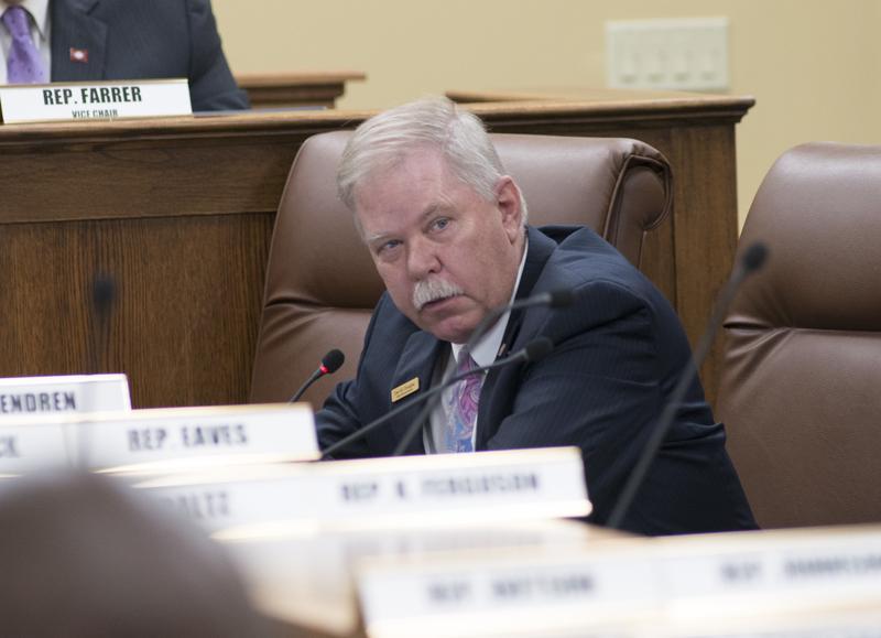 State Rep. Dan Douglas (R-Bentonville).