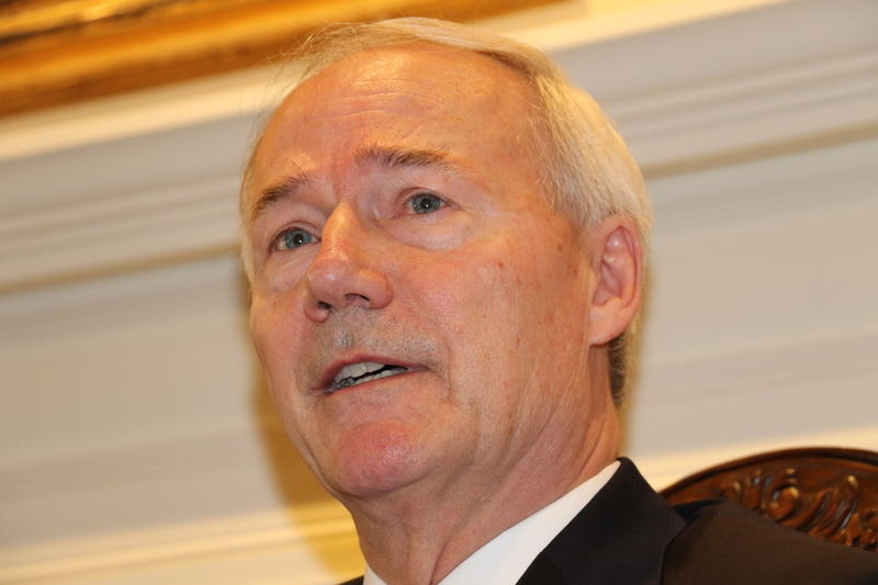 Governor Asa Hutchinson