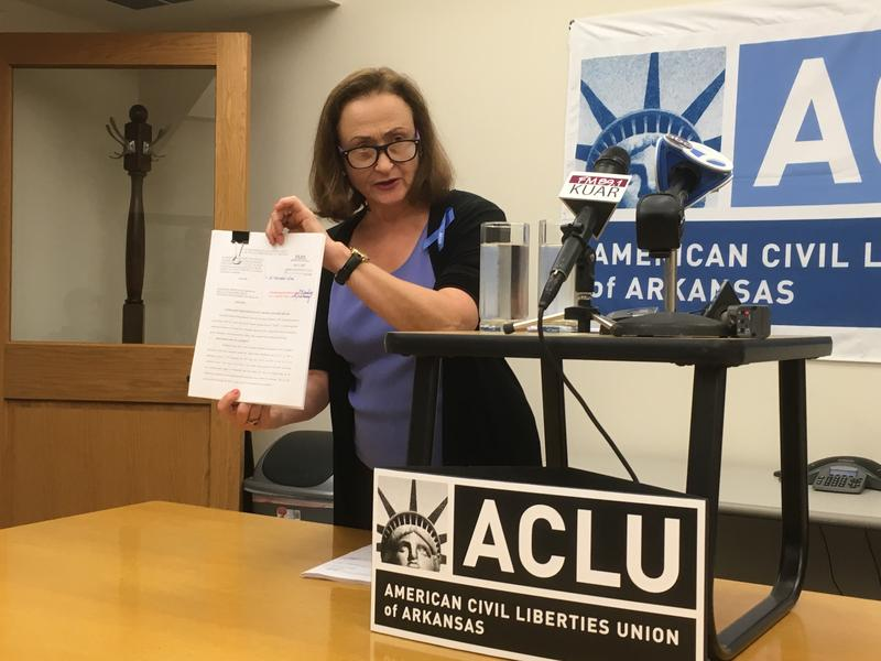 Rita Sklar ACLU American Civil Liberties Union