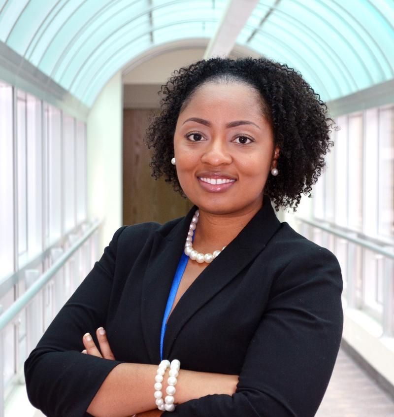 AACF Health Policy Director Marquita Little.