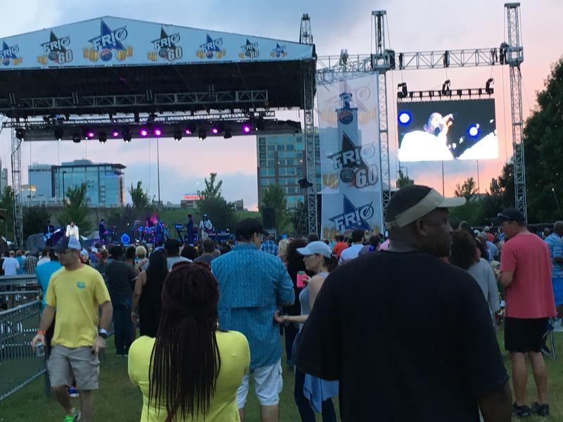 Riverfest Morris Day and the Time