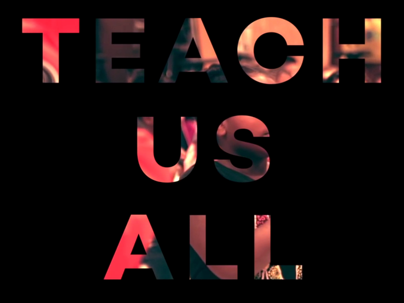 Teach Us All
