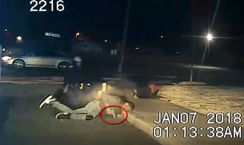 North Little Rock Police Shooting
