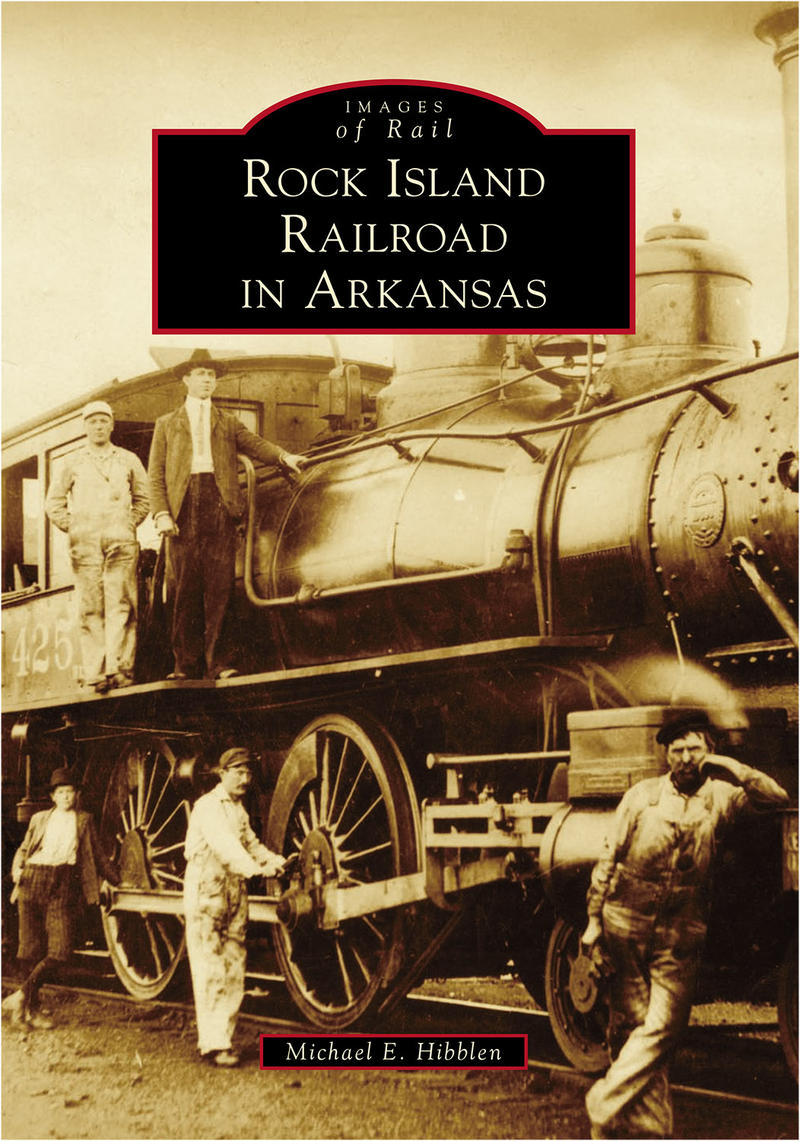 Cover of Rock Island Railroad in Arkansas