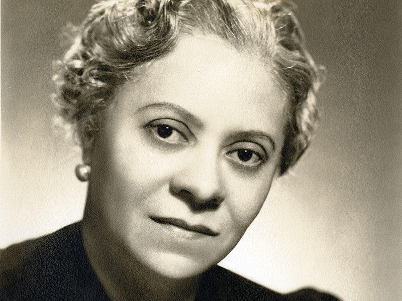 Composer Florence Price of Little Rock was the first black woman to have her music played by a major American orchestra, the Chicago Symphony.
