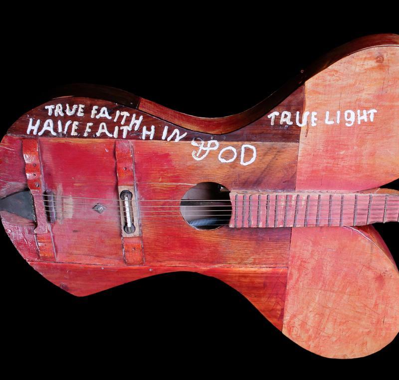 "The Stilley ""Butterfly"" Guitar"