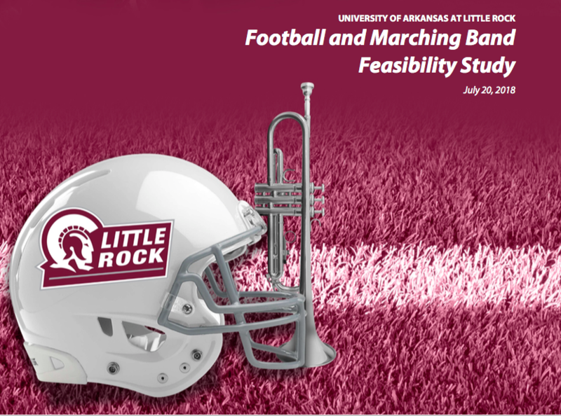 UA Little Rock Football Feasibility Study